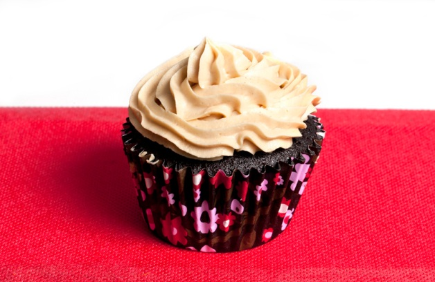 mmm...ChocolatePBcupcake