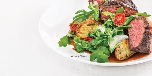 Amore Steak image source wegmansamore.com