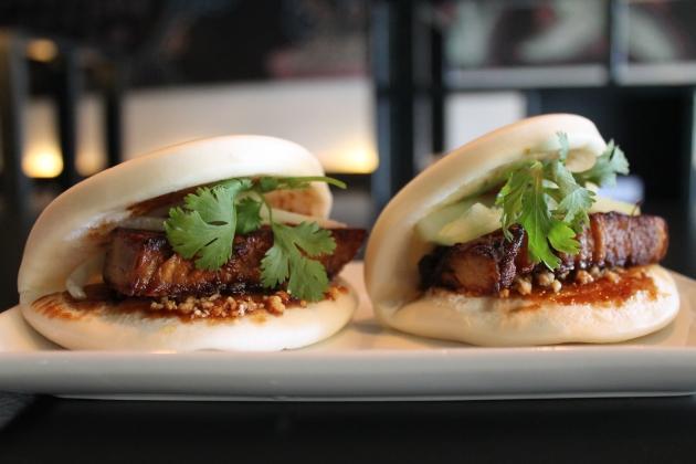 Bistro Han's Roast Pork Buns image source bistrohan.com